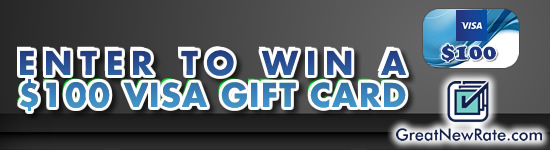 Win A $100 Visa Gift Card