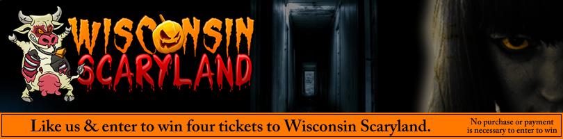 Win Tickets to Wisconsin Scaryland